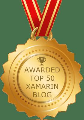 Top 60 Xamarin Blog